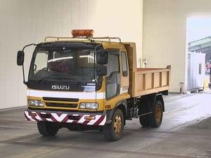 ISUZU FORWARD 2004 FSS35D3J-7000030