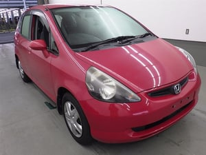 HONDA FIT 2002 GD1-1215043