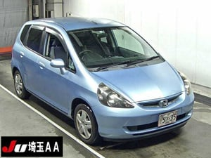 HONDA FIT 2002 GD1-1226070