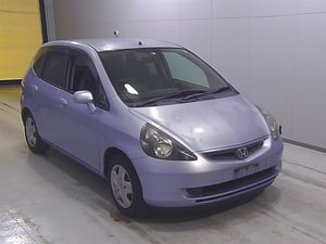 HONDA FIT 2002 GD1-1263793