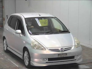 HONDA FIT 2003 GD1-1744728