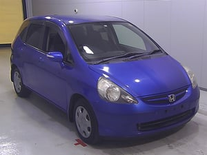 HONDA FIT 2006 GD1-2333547