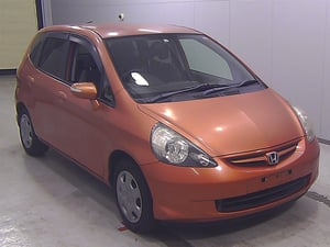 HONDA FIT 2006 GD1-2361477