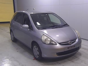 HONDA FIT 2007 GD1-2361860