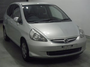 HONDA FIT 2006 GD1-2372095