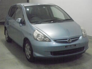 HONDA FIT 2007 GD1-2380658