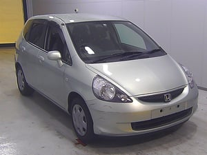 HONDA FIT 2007 GD1-2397203