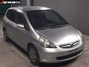 HONDA FIT 2007 GD1-2401484