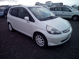 HONDA FIT 2007 GD1-2426366