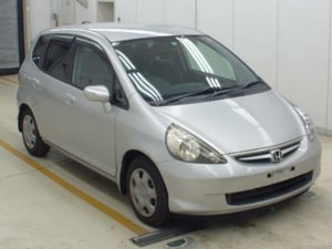 HONDA FIT 2007 GD1-2436293