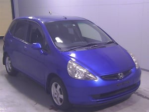 HONDA FIT 2003 GD3-1530117