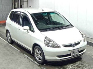 HONDA FIT 2003 GD3-1703162