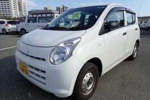 SUZUKI ALTO 2013 HA25V-752726
