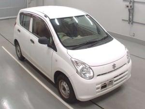 SUZUKI ALTO 2014 HA25V-770964