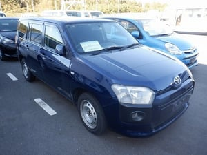 TOYOTA SUCCEED 2014 NCP160-0006536