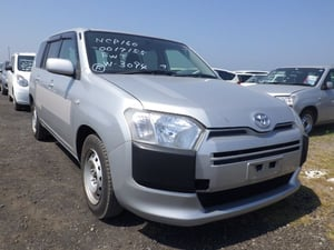 TOYOTA SUCCEED 2015 NCP160-0017155