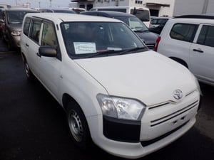 TOYOTA SUCCEED 2015 NCP165-0007594