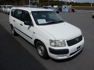 TOYOTA SUCCEED 2003 NCP51-0023055
