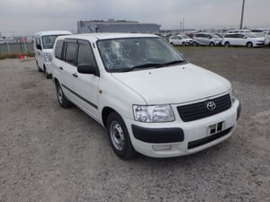 TOYOTA SUCCEED 2014 NCP51-0324377