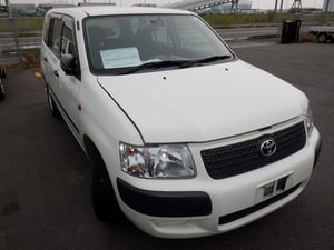 TOYOTA SUCCEED 2014 NCP51-0333940