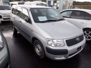 TOYOTA SUCCEED 2014 NCP55-0120396