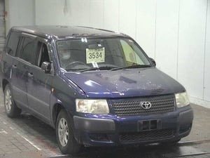 TOYOTA SUCCEED 2006 NCP58-0049629