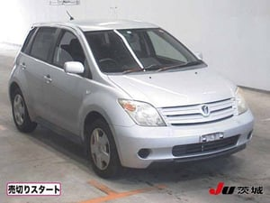 TOYOTA IST 2003 NCP60-0095604