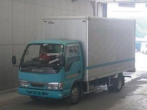 ISUZU ELF 2004 NKR81L-7012742