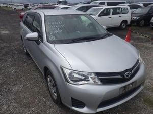 TOYOTA COROLLA FIELDER 2012 NZE161-7014571