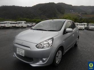 MITSUBISHI MIRAGE 2013/05 A05A-0006932