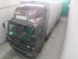 ISUZU GIGA 2004/08 CYJ51W5-7000157