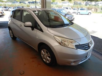 NISSAN NOTE 2014/03 165641