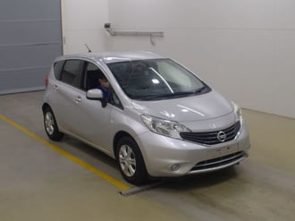 NISSAN NOTE 2015/02 162619