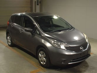 NISSAN NOTE 2015/03 162748