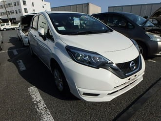 NISSAN NOTE 2018/07 158311