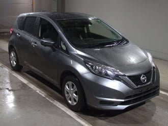 NISSAN NOTE 2018/09 156940