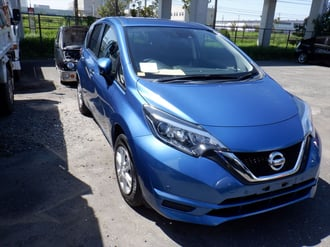 NISSAN NOTE 2018/08 164835