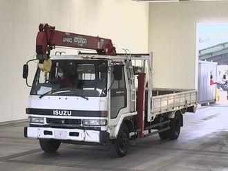 ISUZU FORWARD 1991/09 FRR32HB-3003406