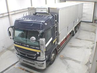 MITSUBISHI FUSO TRUCK 2008/04 FU54JZ-550798