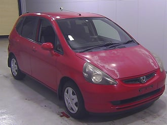 HONDA FIT 2002/12 GD1-1273466