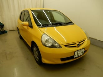HONDA FIT 2007/02 GD1-2391109
