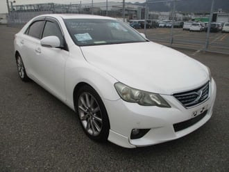 TOYOTA MARK X 2010/03 GRX130-6014624