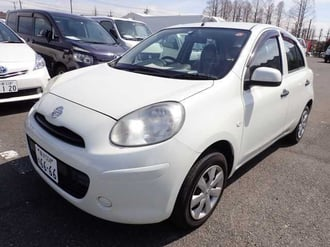 NISSAN MARCH 2013/08 K13-041072