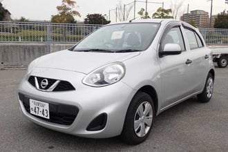 NISSAN MARCH 2015/04 K13-056250