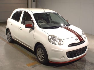 NISSAN MARCH 2012/03 K13-364564
