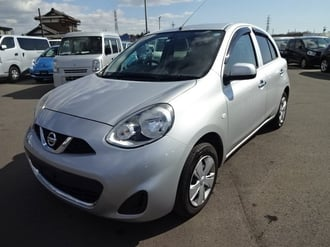 NISSAN MARCH 2014/02 K13-372961