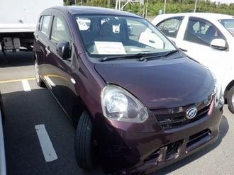DAIHATSU MIRA E-S 2012/10 LA300S-1124283