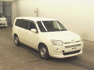 TOYOTA SUCCEED 2015/01 NCP160-0010814