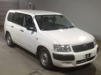 TOYOTA SUCCEED 2014/05 NCP51-0328446