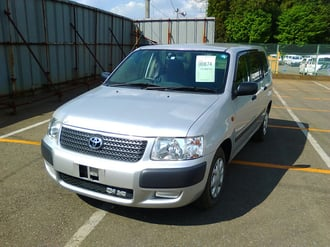 TOYOTA SUCCEED 2014/05 NCP51-0328914